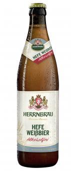 Herrnbräu Weißbier Alkoholfrei