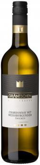 Grantschen Chardonnay mit Weissburgunder trocken