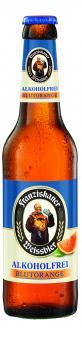 Franziskaner Weissbier Blutorange Alkoholfrei