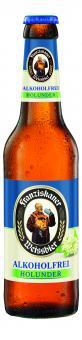 Franziskaner Weissbier Holunder Alkoholfrei