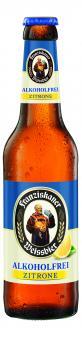 Franziskaner Weissbier Zitrone Alkoholfrei