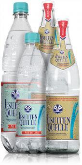 Jesuiten Quelle Wasser Medium