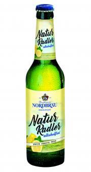 Nordbräu Natur Radler alkoholfrei