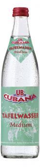 Cubana Tafelwasser medium